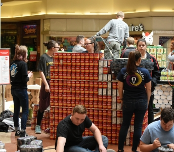 Canstruction of the Southern Tier