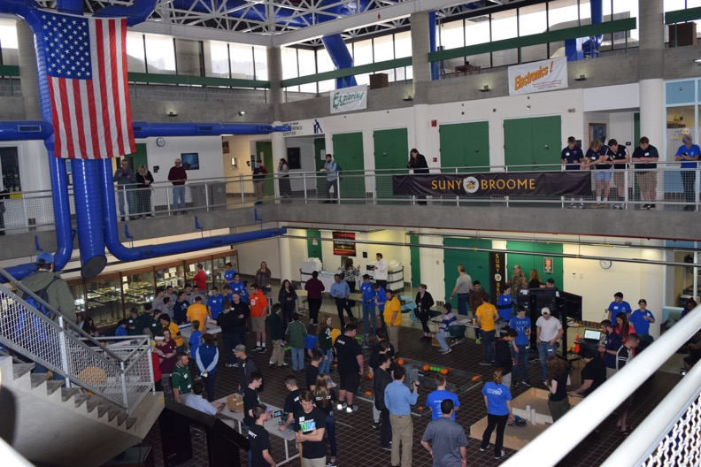 2017 Robotics Competition